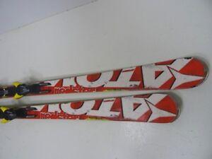 Ski Rocker Atomic Redster Edge GS mit Bindung, (Z-Wert-12) 183 cm (EE1001)