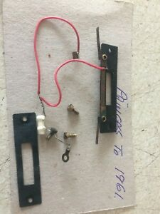 TRIANG R50 R53 R54 R56 EARLY CURRENT PICK UP & WIRING LOOM PRE 1961