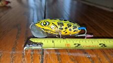 Fred arbogast jitterbug fishing lure