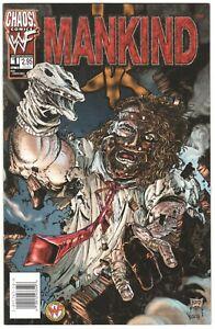 MANKIND #1 ~ CHAOS! 1999 ~ WWF VF