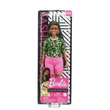 Muñeca Barbie Fashionistas 144 Nueva 2020 sonrisa Pelo Negro