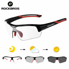 RockBros Eyewear Outdoor Sport Cycling Photochromatic Sunglasses Running Glasses