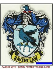 Harry Potter Ravenclaw Hogwarts Patch High Quality Highest Rated Seller tracked