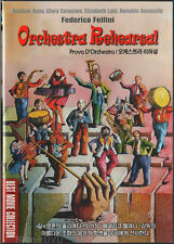 Orchestra Rehearsal (AKA) Prova d'orchestra (1978) DVD, NEW!! Federico Fellini
