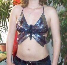 Super sexy top - mariposa - NUEVO - TALLA S- M