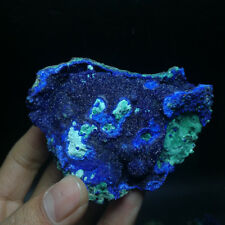 144g NATURAL Stones and Minerals Rock azurite