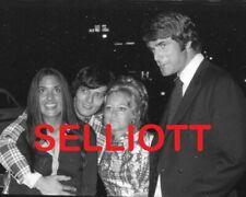 8x10 Photo Dark Shadows Tv Star Michael Stroka Sam Elliott At Inside Tv 1970'S