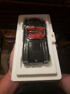 Danbury Mint 1/24th Scale 1958 Corvette -Original Box-EXCELLENT-
