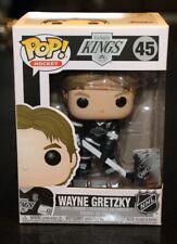 Funko Pop Hockey Wayne Gretzky 45 Vinyl Figure - NHL Los Angeles Kings