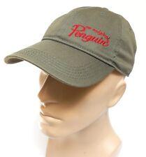 Penguin Munsingwear Baseball Cap Golf Hat Loden Green Adjustable 100% Cotton