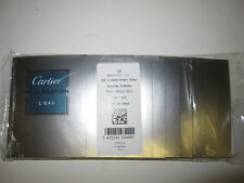 New In Card Declaration L'EAU by Cartier EDT 1.5ml .05 oz Vial Sample Lot Of 12