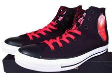 Converse Black Sabbath Bloody Sabbath Alien Chuck Taylor Sneakers 143251F RARE!