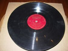 RUDI SCHURICKE serenade / leise erklingen - 78 rpm  polydor 47867