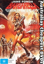 Barbarella DVD NEW, FREE POSTAGE WITHIN AUSTRALIA REGION ALL