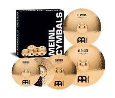 "Meinl Cymbals Cc-141620+18 Classics Custom Bonus Pack Cymbal Box Set 18"" Crash"