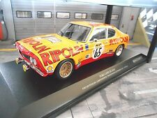 FORD Capri MKI RS 2600 Rallye Racing Tour de France Larrousse Ri Minichamps 1:18