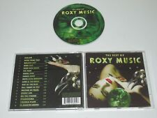 ROXY MUSIC/THE BEST OF ROXY MUSIC(VIRGIN CDV 2939  7243 8 10395 2 6) CD ALBUM