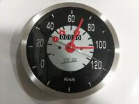 Reloj de pared cuentakilometros Seat 600