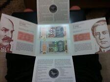 CROATIA Commemorative banknotes set 2014 - 10 kuna 2004 + 20 kuna 2014-- UNC !!!