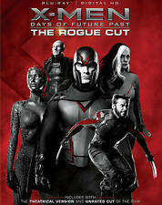 X-Men: Days of Future Past Rogue Cut *Like New*(Blu-ray Disc, 2015, 2-Disc