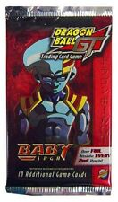 Dragon Ball GT CCG Complete your FLAT FOIL Unlimited Baby Saga Set! You Choose!