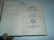 Histoire universelle ancienne et moderne comte de Ségur 1821 La Gréce