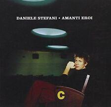Daniele Stefani - Amanti Eroi (2002 CD) New