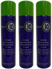 It's a 10 - Miracle Dry Shampoo & Conditioner in One 6oz (Pack of 3)