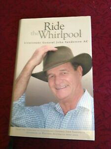 IST-EDIT Ride the Whirlpool: Selected Speeches of Lieutenant General Sanderson