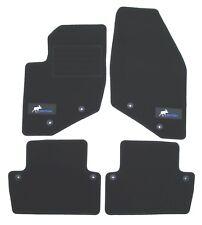 passend für Volvo V70 II  XC70 Autoteppiche Fussmatten  Elch 2000 - 2007 lsru