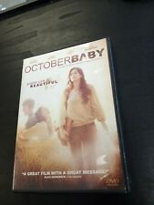 October Baby: Every Life is Beautiful - Dvd - Very Good