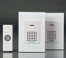 Siemens Wirefree Portable Door Chime With Wireless Bell Push DCWF4