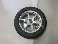 1. Suzuki Burgman UH 125 BP Felge vorne mit Bremsscheibe 2,50 x 12 Zoll Wheel