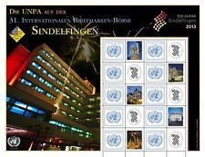 UNO WIEN - 2013 EURO GRUSSMARKEN BOGEN 797 - BRIEFMARKEN BÖRSE SINDELFINGEN **