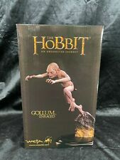 """New listing Weta Workshop Lord Of The Rings The Hobbit """"Gollum Enraged"""" Statue Bust Figure"""