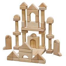ECR4Kids KORXX Eco-Blox 140-Piece Kit Cork Building Block Set for Kids