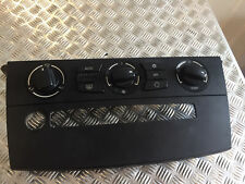 BMW 5 SERIES E60 530I CLIMATE CONTROL HEATER CONTROLS & CD TRIM E60 E61 6942682