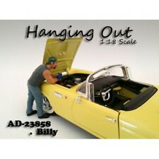 """American Diorama Figurine """"hanging out"""" Billy 1:18"""