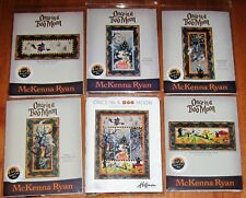 McKenna Ryan ONCE IN A BOO MOON Complete Laser Cut Fusible HALLOWEEN QUILT KIT