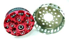 DUCATI Antihopping Kupplung + Kupplungskorb NEU slipper clutch with basket NEW