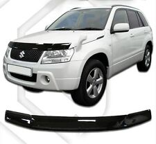 SCOUTT BRA HOOD DEFLECTOR BONNET GUARD PROTECTOR for SUZUKI GRAND VITARA 2005-14