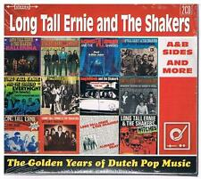Long Tall Ernie & the Shakers-Golden Years of Dutsch Pop Music,51 Titel/D'CD-Neu