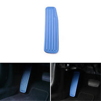 Blue Drivers Side Left Foot Rest Pedal Plate Cover Trim For Chevrolet Camaro 17+