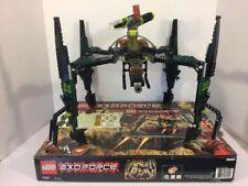 Lego Exo-Force 7707 Robots Striking Venom 100% Complete with Box Instruction