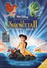 DISNEY DVD La sirenetta 2 - triangolo giallo