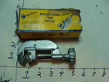 Vintage Tool--ROLLER TUBE CUTTER IN BOX, cresttine products,