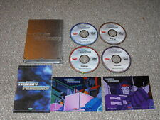 Transformers - Season 1: Boxed Set DVD Complete w/cell