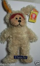 """SKANSEN CLASSIC BEANIE KID """"WAGGS THE DOG BEAR"""" DECEMBER 2012 MINT WITH MINT TAG"""
