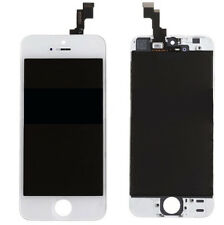 iPhone 5S White Touch Screen Digitizer & LCD Assembly High Quality