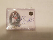 Derrick Rose Press Pass rookie auto